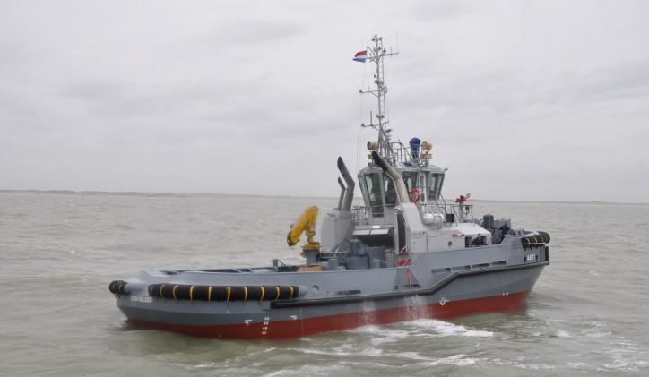 Damen's ASD TUG 2810 Hybrid