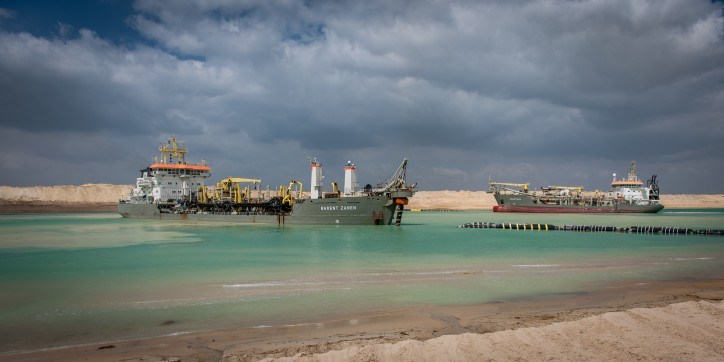 BOSKALIS Works Council Renders Positive Advice On Fleet Rationalization Plan