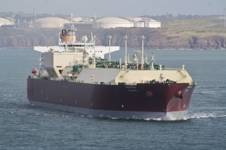 Study eyes use of LNG to fuel vessels in the Qatari 'Q-fleet'