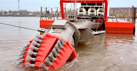 Royal IHC sells €100Mln worth of dredgers