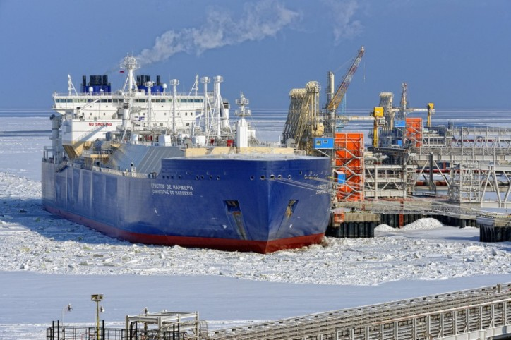 Yamal LNG reaches the millionth ton of LNG shipped on the 14th cargo loaded and dispatched at the Sabetta seaport