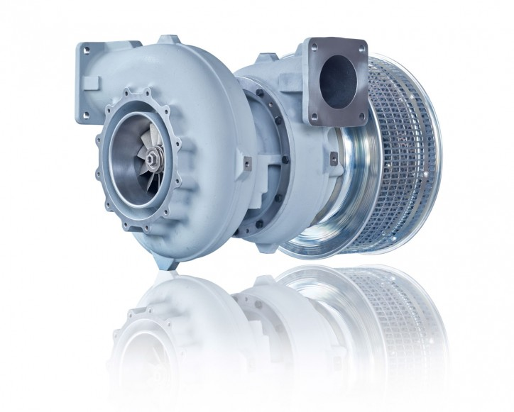ABB Turbocharging previews first dedicated marine auxiliary product