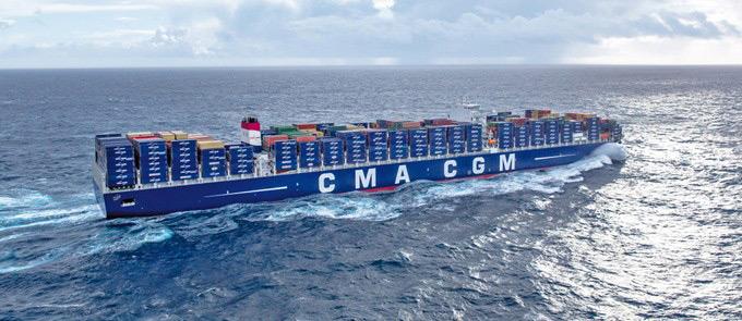 Angola's Lobito Terminal - goal for CMA CGM