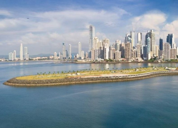 Panama Artificial Island Contract awarded to Boskalis
