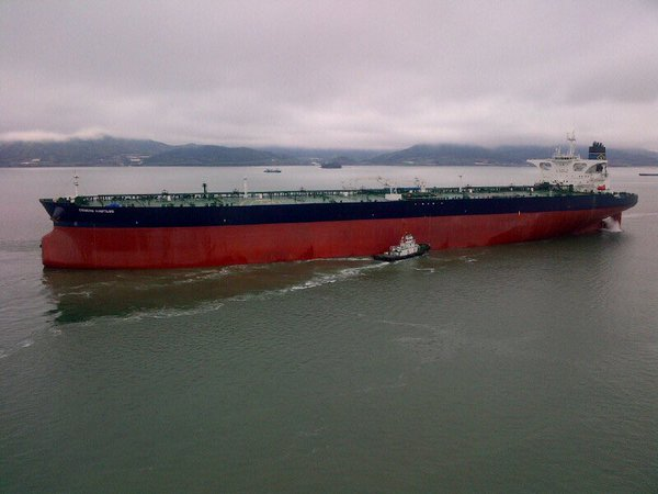 "Gener8 Maritime Inc. Announces Delivery of the ""ECO"" VLCC - Gener8 Nautilus"