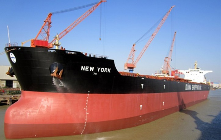 Diana Shipping finds work for two Capesize and one Panamax bulk vessels