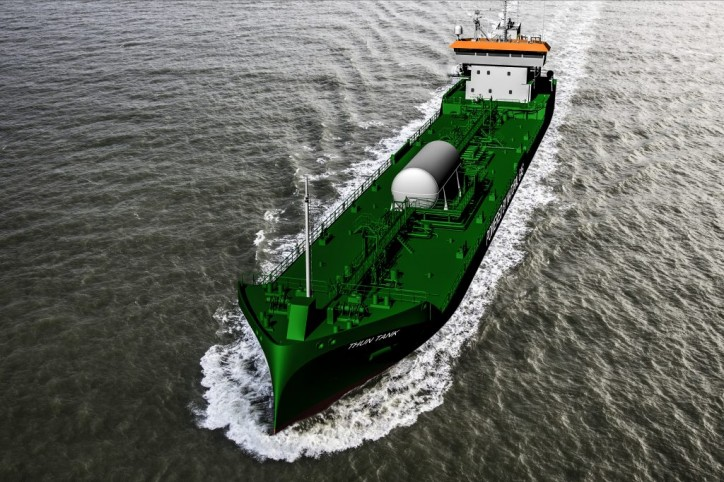 Thun Tankers Orders Series Of Next Generation Energy Efficient And Sustainable Chemical Tankers