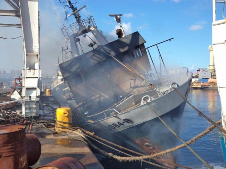 SAMSA launches a probe into deadly vessel fire at port of Durban