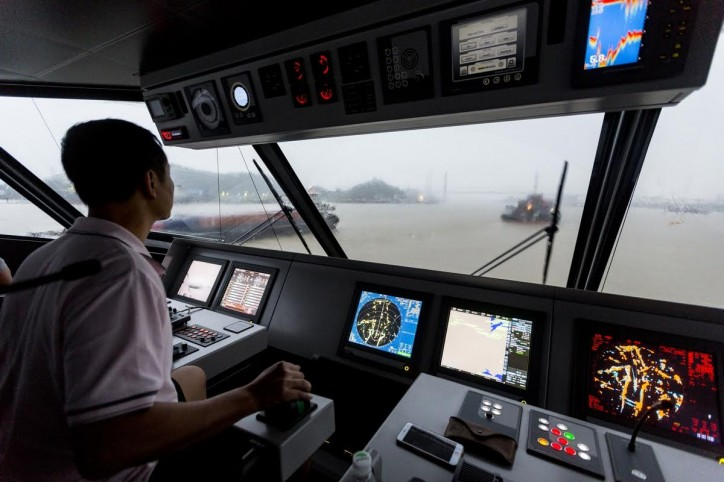 Damen and NSTC offering ferry crew training course in the Philippines