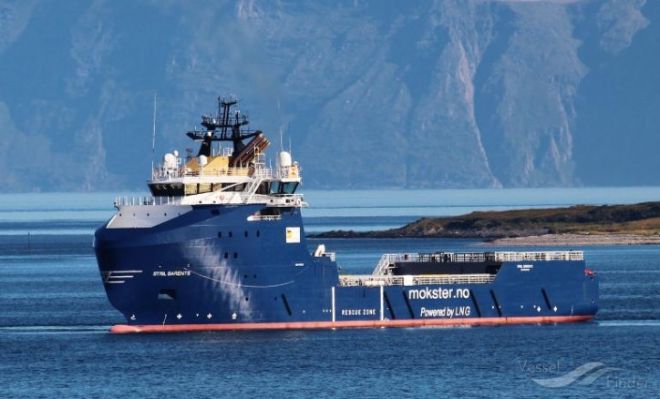 Goliat field support vessel Stril Barents to switch to battery power