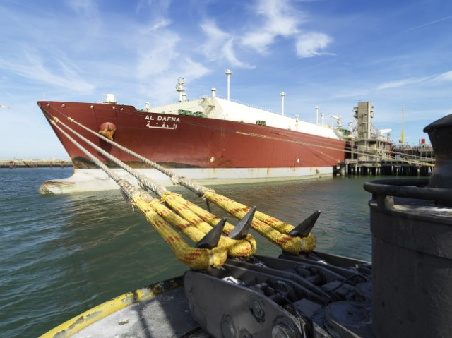 Qatargas Delivers First Q-Max LNG Cargo To Belgium