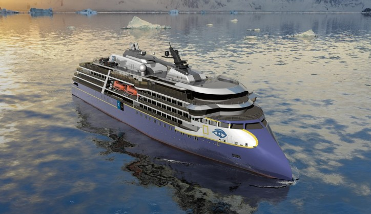 Lindblad Expeditions Holdings, Inc. signs agreement with Ulstein Verft for building of new polar vessel