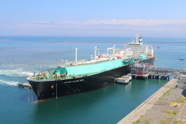 PETRONAS delivers first LNG cargo to Hokkaido Electric Power Company