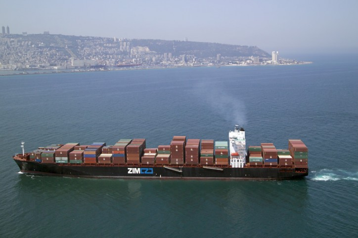 ZIM ranked first in schedule reliability on the Asia - US East Coast trade