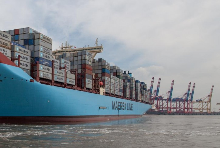 Maersk orders seven ice-class containerships from COSCO