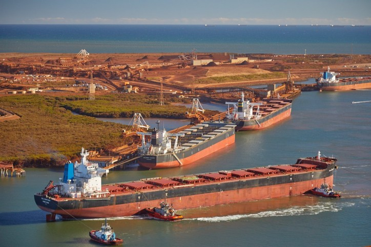 New tonnage record at Port of Port Hedland