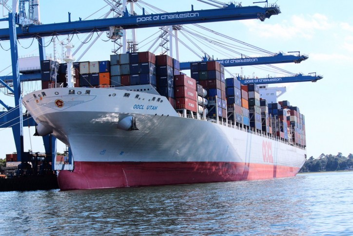 South Carolina Ports Achieves Record Container Volume in March