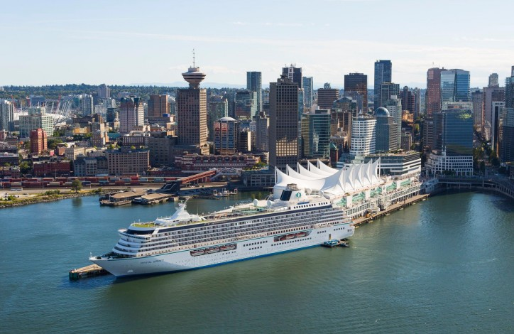 Vancouver Fraser Port Authority hosts event to celebrate 25 millionth cruise passenger at the Port of Vancouver