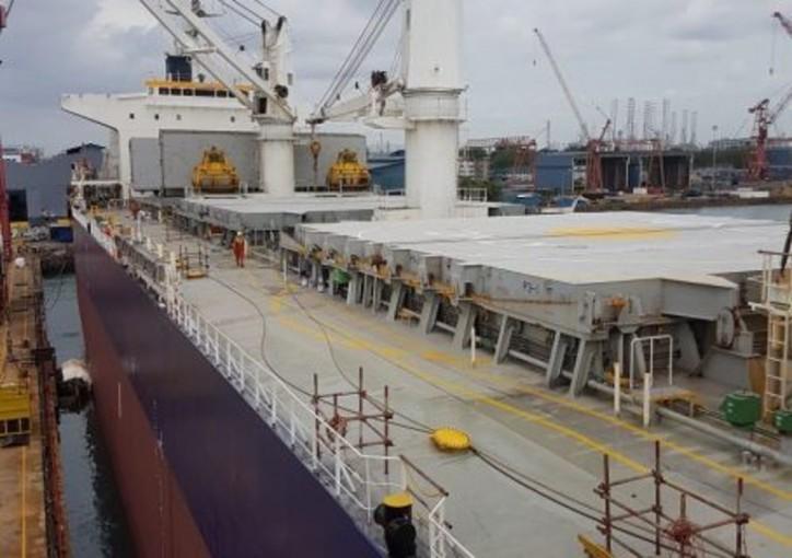 Songa Bulk Announces Acquisition of Capesize bulker
