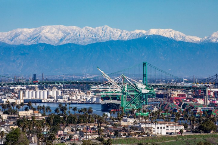Port of Los Angeles starts 2019 with 852,449 TEUs, busiest January ever