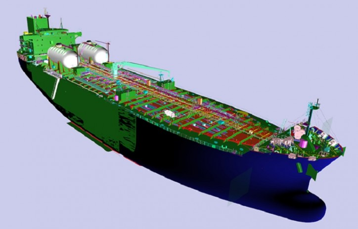 STX receives AiP from LR for LNG-fuelled 50k dwt MR tanker