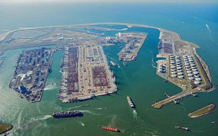 Port of Rotterdam catches up in innovation
