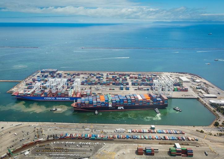 Port of Long Beach Receives Zero-Emissions Equipment Grant