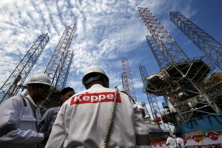Keppel AmFELS delivers fifth jackup rig to Perforadora Central