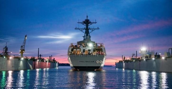 Port Everglades Chosen for Commissioning of USS Paul Ignatius
