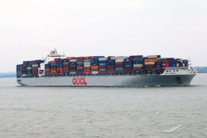 Global Ship Lease Announces Extension of Charter with OOCL