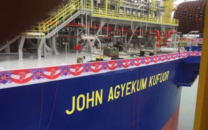 Keppel Shipyard to deliver first FPSO of the year