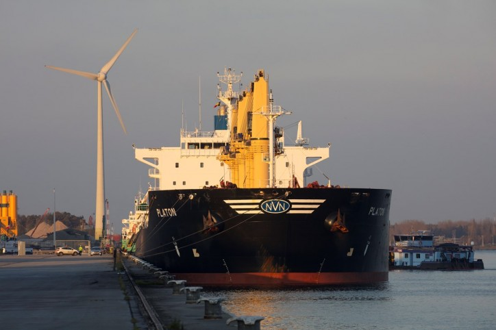 North Sea Port starts with record figures