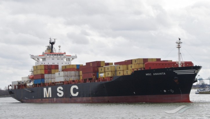MOL Enhances CX1 Service between Panama and Amazon