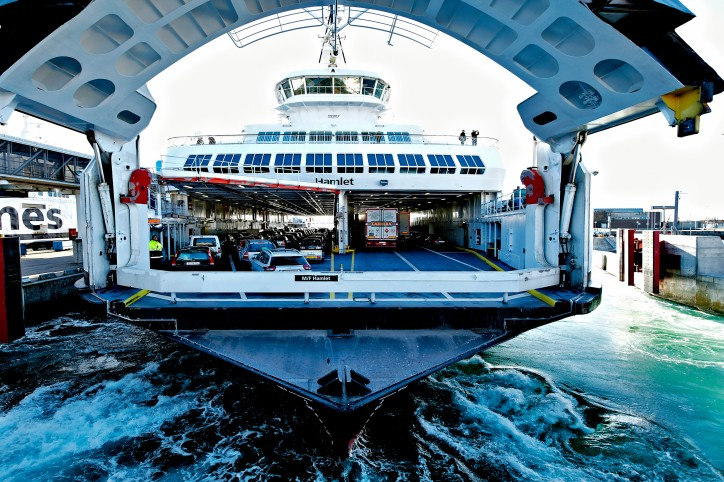 HH Ferries Group obtains ISO certification for environmental management