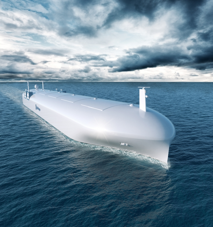 Rolls-Royce Leading Autonomous Vessel Research Project
