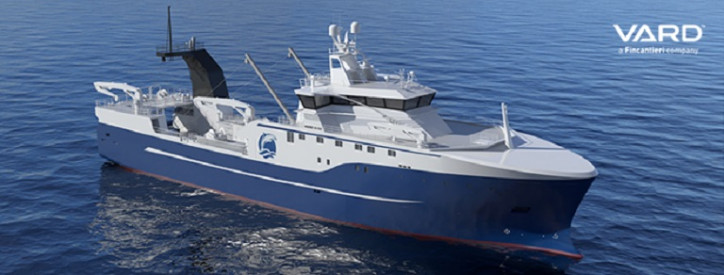 VARD secures advanced stern trawler contract with Luntos