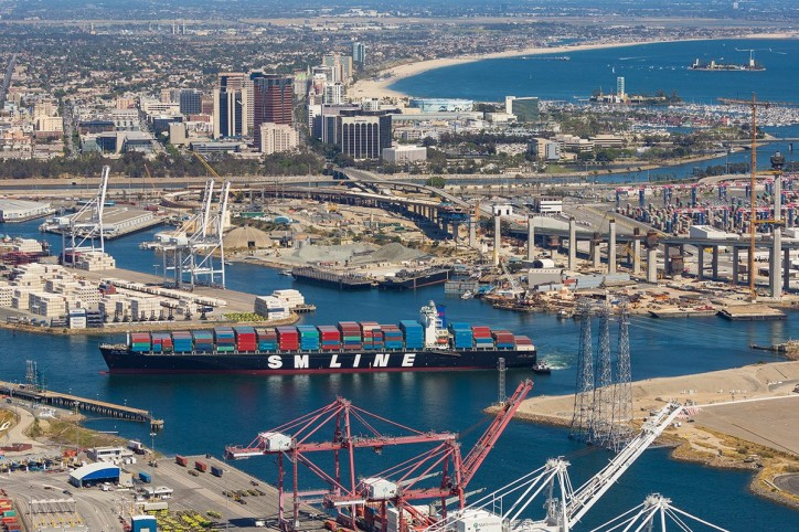 Port of Long Beach sees busiest May ever