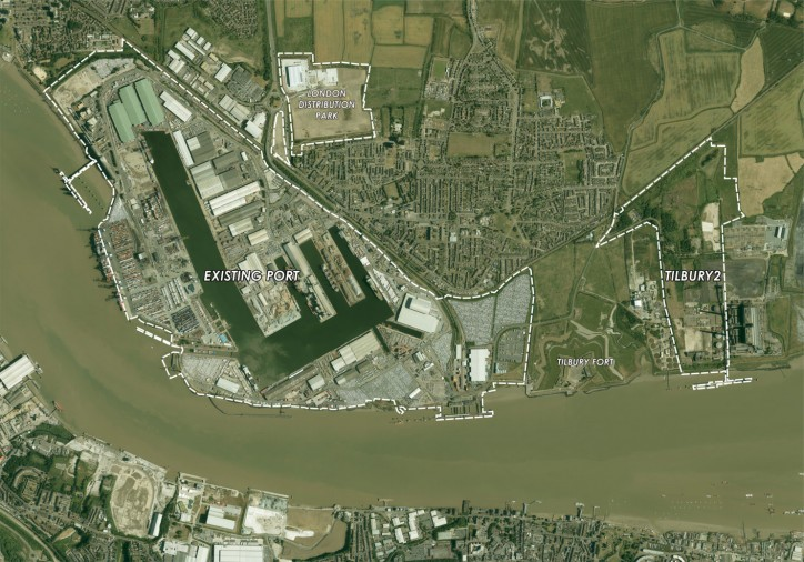 New London port, Tilbury2 gets go-ahead