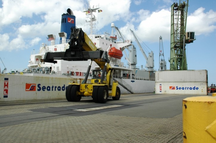 Port of Zeebrugge is the first European call for Seatrade's new Meridian Service