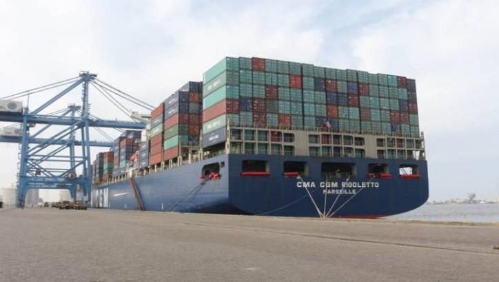 Damietta Port reports an unprecedented increase in exports in 2016