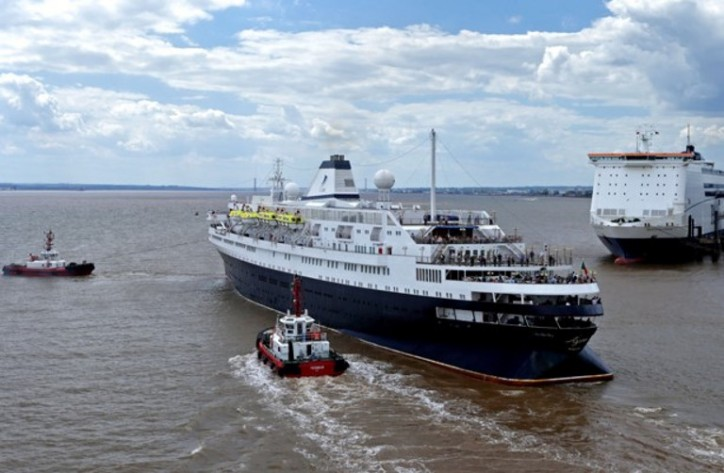 The Port of Hull anchors extra cruise callings