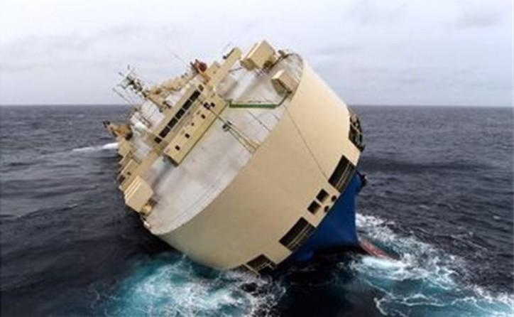 UPDATE: Rescue vessels attend stricken Modern Express as list worsens