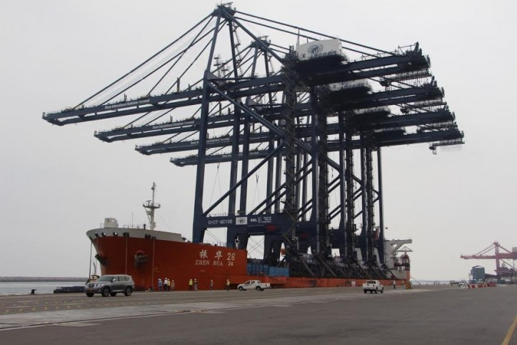 SOHAR Port Expands and Welcomes Four More Post-Panamax Cranes