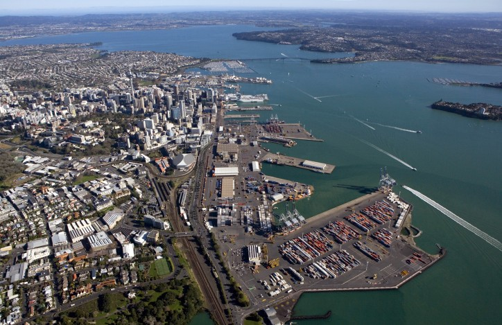 Ports of Auckland releases Draft 30-year Master Plan