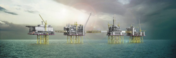 Steel Cut for Norway's Biggest Project - Johan Sverdrup