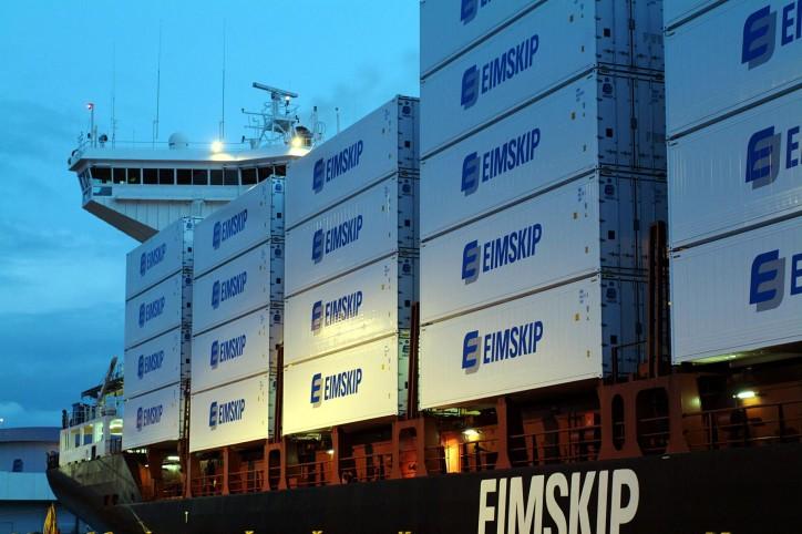 Eimskip Starts Calling Helsingborg in Sweden