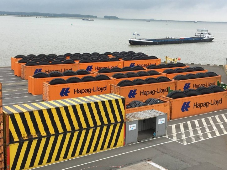 Hapag-Lloyd's vessels deliver special cargo to Australia and Hawaii