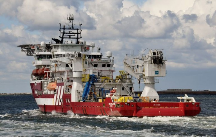 Boskalis Awarded Subsea Contract by Total for Redevelopment of Tyra Offshore Gas Field