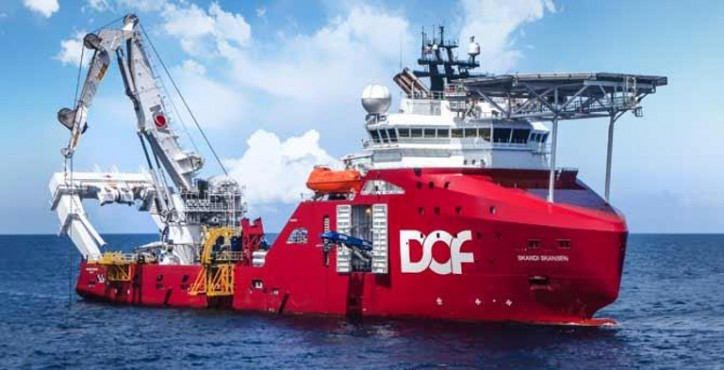 DOF announces contract awards for two vessels