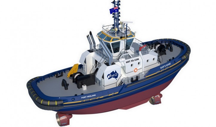 Fortescue celebrates naming of tugs in Vietnam